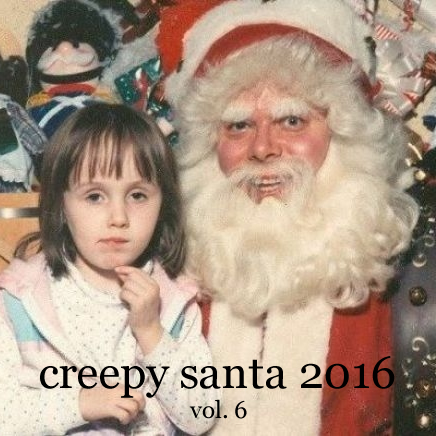 Creepy Santa 2016